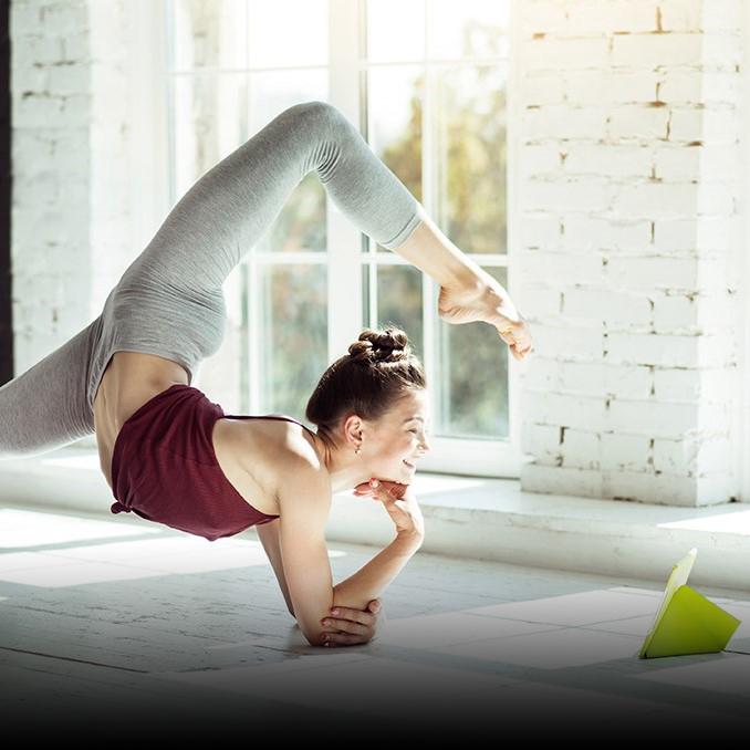 Stressabbau durch Bewegung und Sport